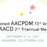 73rd Annual AACPDM and 2nd Triannual IAACD Meeting