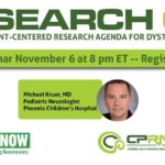 Research CP Dystonia Edition Webinart 3