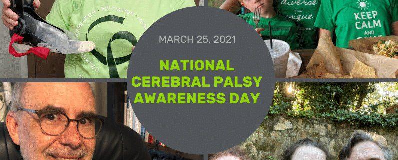 National Cerebral Palsy Awareness Day 2021