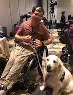 CP Research Network, Command Service Dog