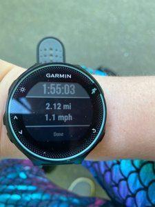 Adaptive Sports, Garmin Watch