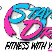 A small preview image of the Staying Driven logo linking to blog post 'CP Research Network Launches New Fitness Program'.