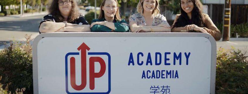 The UP Academy Team